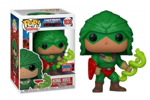 Pop! TV: Masters of the Universe - King Hiss limited edition