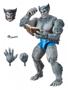The Uncanny X-Men Marvel Retro Collection Action Figure Marvel's Beast 15 cm
