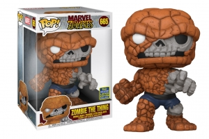 "POP Marvel: Marvel Zombies- 10"" The Thing"