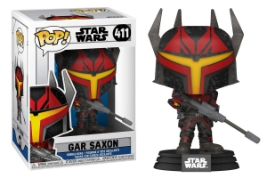 POP Star Wars: Clone Wars- Gar Saxon