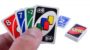 World's Smallest: Uno