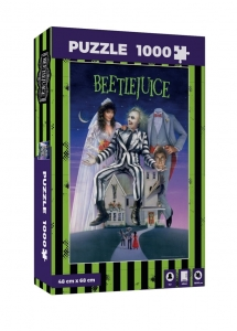 Beetlejuice: Beetlejuice Movie Poster Puzzle