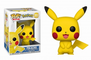 Pop Games: Pokemon - Pikachu