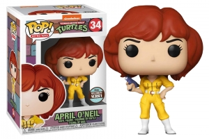 POP Vinyl: TMNT- April O'Neil