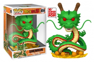 POP Animation: DBZ S8- 10 Shenron Dragon