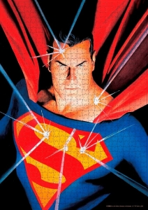 DC Comics: Superman  1000 Piece Puzzle