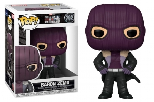 POP: The Falcon and Winter Soldier 	–  Baron Zemo