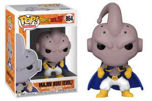 POP Animation: DBZ S8- Evil Buu