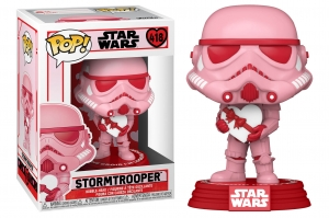 POP Star Wars: Valentines- Stormtrooper w/Heart
