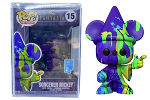 POP Disney:Fantasia80th - Mickey #2 (Artist Series) w/ Pop Protector