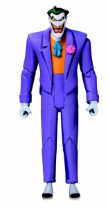 DC Comics: Batman The Adventures Continue - The Joker Action Figure