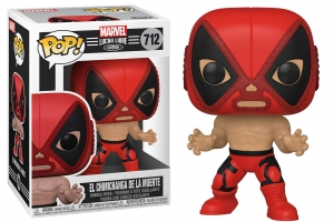 Pop! Marvel: Lucha Libre - Deadpoo