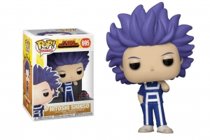 Pop Animation: MHA S4 - Hitoshi Shinso