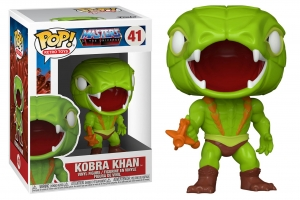 POP Vinyl: MOTU- Kobra Khan