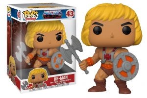 POP Vinyl: MOTU- He-Man 10 inches