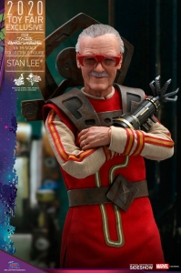 Marvel: Thor Ragnarok - Exclusive - Stan Lee 1:6 Scale Figure