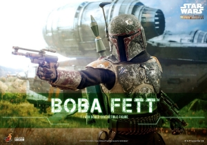 PREORDER: Star Wars: The Mandalorian - Boba Fett 1:6 Scale Figure