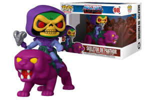 POP Ride: MOTU- Skeletor on Panthor