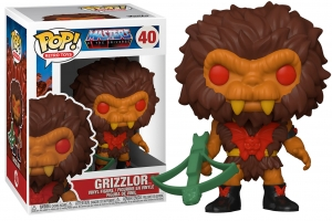 POP Vinyl: MOTU- Grizzlor