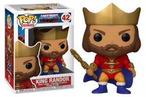 POP Vinyl: MOTU- King Randor (MT)