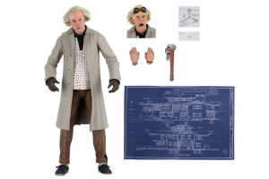 Back to the Future: Ultimate Doc Brown 7 inch Action Figure