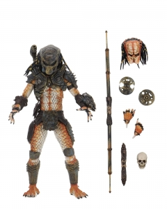 Predator 2: Ultimate Stalker 7 inch Action Figure