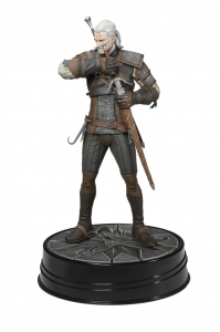 The Witcher 3: Wild Hunt - Geralt Heart of Stone PVC Statue
