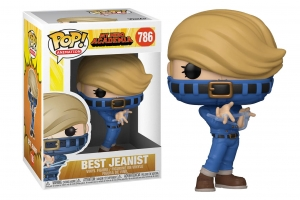 POP Animation: MHA- Best Jeanist