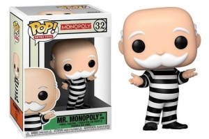 POP Vinyl: Monopoly - Criminal Uncle Pennybags