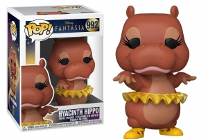 POP Disney: Fantasia 80th- Hyacinth Hippo