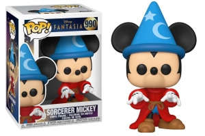 POP Disney: Fantasia 80th- Sorcerer Mickey