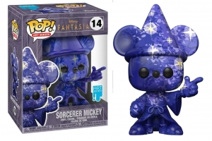 POP Disney:Fantasia80th - Mickey #1 (Artist Series) w/ Pop Protector