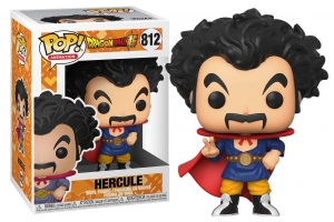 POP Animation: DBS S4- Hercule