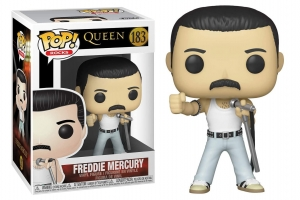 Pop Rocks: Queen - Freddie Mercury Radio Gaga 1985  POP! VINYL