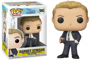 POP TV: HIMYM- Barney in Suit