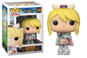 POP Animation: Monster Hunter - Avinia
