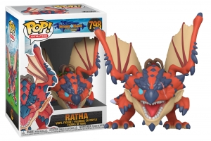 POP Animation: Monster Hunter - Ratha