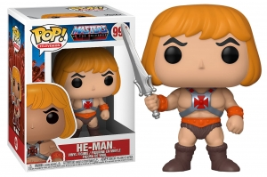 POP Animation: MOTU- He-Man