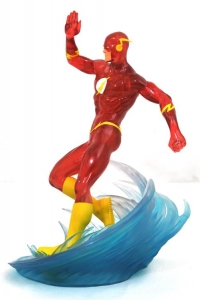 DC Comics Gallery: SDCC 2019 - Speed Force Flash PVC Statue