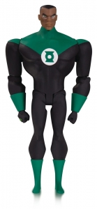 DC Comics: Justice League Animated Gl John Stewart Action Figure