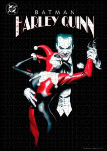 DC Comics: Joker and Harley Quinn 1000 Piece Puzzle