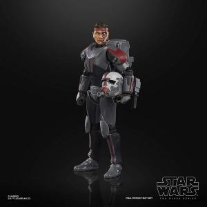 STAR WARS The Black Series Hunter 6-Inch Scale The Bad Batch Collectible Figure