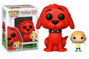 Funko Pop! & Buddy: Clifford - Clifford with Emily