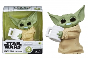 Star Wars The Bounty Collection - The Child Figure milk mustache