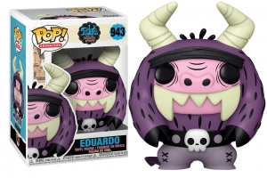 Funko Pop! Animation: Fosters Home - Eduardo