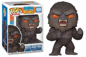 POP Movies: Godzilla vs Kong - Battle ready King Kong