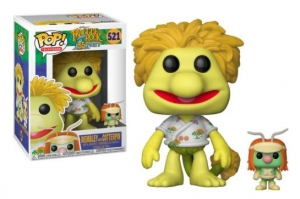 Pop! Television: FraggleRock - Wembley with Cotterpin