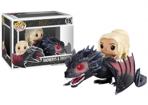 Game of Thrones Pop! Vinyl Ride Daenerys & Drogon