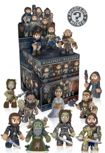 Warcraft Mystery Minis