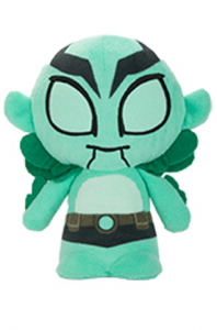 Hero Plushies: Hellboy- Abe Sapien FABRIKATIONS